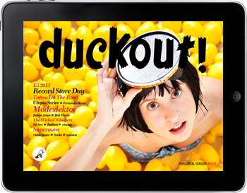duckout magazine ipad